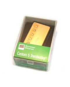 Seymour Duncan TB-5 Trembucker Duncan Custom Pickup Gold Cover 11103-17-Gc