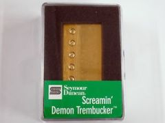 Seymour Duncan TB-12 Trembucker Screamin' Demon Pickup Gold Cover 11103-80-Gc
