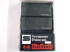 Seymour Duncan AHB-1S Blackouts 7-String Phase 2 Pickup Set 11106-38-B-7Str