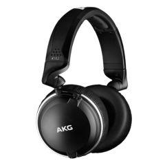 AKG K182 Professional Closed-Back Monitor Headphones - 3103H00030 3103H00030