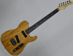G&L USA ASAT Special Spalted Alder Top Electric Guitar in Natural Gloss Finish USA ASTSP-NAT-RW 9376
