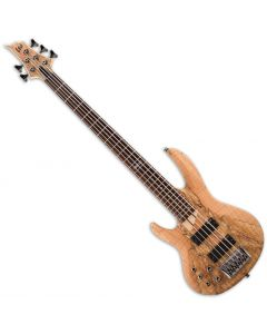 ESP LTD B-205SM Left Handed Electric Bass in Natural Satin sku number LB205SMNSLH
