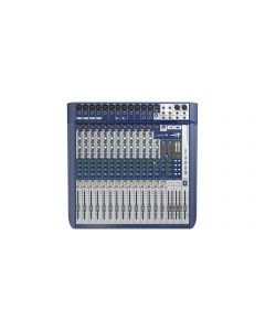 Soundcraft Signature 16 Compact Analog Mixer sku number 5049559
