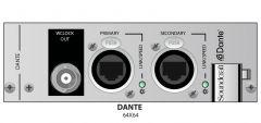 Soundcraft 5036922.v ViSB 64-Ch Dante Card 5036922.v