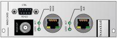 Soundcraft A949.055632.v Stagebox ViSB Cat5 MADI HD card A949.055632.v