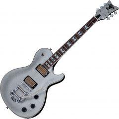 Schecter Solo-6B Electric Guitar Silver Sparkle SCHECTER176