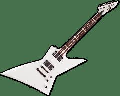 ESP LTD EX-360 Electric Guitar in Snow White B-Stock LEX360SW.B