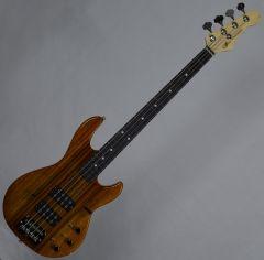 G&L USA Custom Made L-2000 Mango Top Electric Bass in Honeyburst USA L2000-HNB-RW 9633