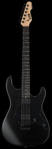 ESP LTD SN-1000W Electric Guitar in Charcoal Metallic LSN1000WRCHM
