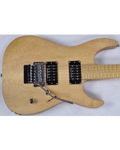 ESP LTD Deluxe M-1000SE Electric Guitar in Vintage Natural Satin sku number LM1000SEVNS