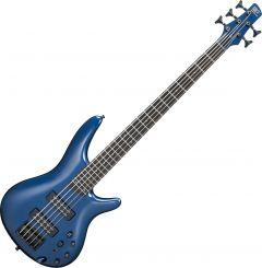 Ibanez SR Standard SR305EB 5 String Electric Bass Navy Metallic SR305EBNM
