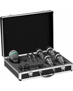 AKG Drum Set Concert I Professional Drum Microphone Set sku number 2581H00160