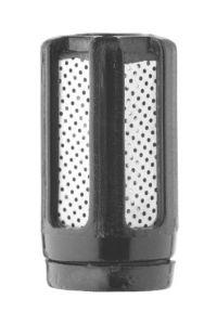 AKG WM81 Wiremesh Cap Microlite Black - 5 Pack 6500H00540