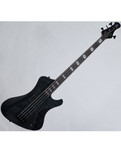 ESP LTD John Campbell JC-4FM Signature Electric Bass See Thru Black Satin Sides sku number LJC4FMSTBLKSS