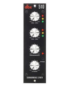 dbx 510 Subharmonic Synthesizer - 500 Series sku number DBX510