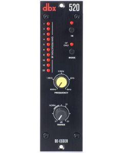 dbx 520 De-Esser - 500 Series sku number DBX520
