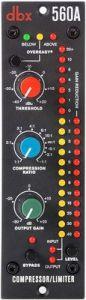 dbx 560A Compressor/Limiter - 500 Series DBX560A