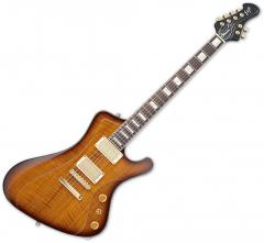 ESP Original Stream GT CTM Electric Guitar Antique Tea Sunburst ESTREAMGTCTMATSB