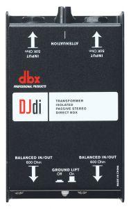 dbx DJD1 2-Channel Passive Direct Box DBXDJDI