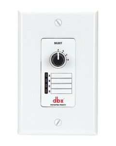 dbx ZC3 Wall-Mounted Zone Controller sku number DBXZC3V
