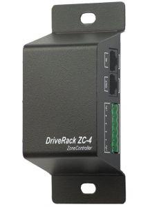 dbx ZC4 Wall-Mounted Zone Controller DBXZC4V