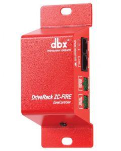 dbx ZC-FIRE ZonePRO Fire Safety Interface sku number DBXZCV-FIRE