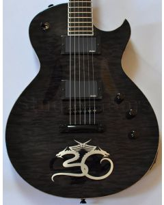 ESP 30th Anniversary Eclipse Custom Electric Guitar with Case EEC30BLK