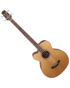 Takamine GB30CELH Left-Handed Acoustic Electric Bass in Natural B-Stock sku number TAKGB30CELHNAT.B