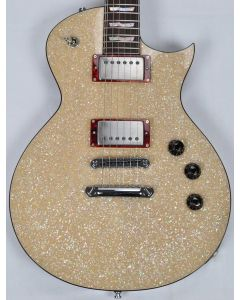 ESP Eclipse CTM Electric Guitar in Crushed Shell Finish 40th Anniversary Limited Exhibition EEC40CCTM