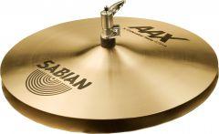 """Sabian 13"""" AAX X-Celerator Hats Brilliant Finish 21302XLB"""