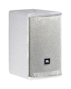 JBL AC15 Ultra Compact 2-Way Loudspeaker with 1 x 5.25 LF White SINGLE UNIT sku number AC15-WH