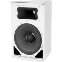 JBL AC2215/64 Compact 2-Way Loudspeaker with 1 x 15 LF White AC2215/64-WH