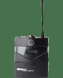 AKG PT470 BD8 Professional Wireless Body-Pack Transmitter B-Stock sku number 3302H00180.B