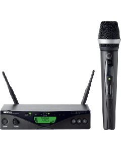 AKG WMS470 D5 VOCAL SET BD8 - Professional Wireless Microphone System B-Stock sku number 3305X00380.B