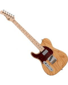 G&L Tribute ASAT Classic Bluesboy Left-Handed Electric Guitar Natural Gloss sku number TI-ACB-120L20M40