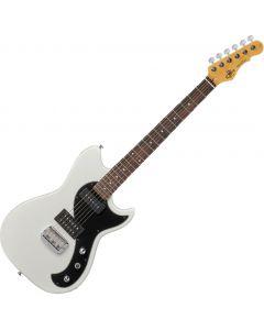 G&L Tribute Fallout Electric Guitar Alpine White sku number TI-FAL-121R50R23