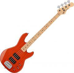 G&L Tribute L-2000 Electric Bass Clear Orange TI-L20-122R46M00