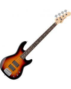 G&L Tribute L-2000 Electric Bass 3-Tone Sunburst sku number TI-L20-120R20R00