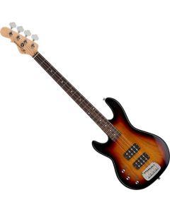 G&L Tribute L-2000 Left-Handed Electric Bass 3-Tone Sunburst sku number TI-L20-120L20R00