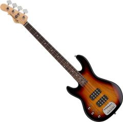 G&L Tribute L-2000 Left-Handed Electric Bass 3-Tone Sunburst TI-L20-120L20R00
