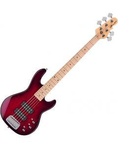 G&L Tribute L-2500 Electric Bass Redburst sku number TI-L25-121R23M00