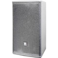 JBL AC195 Two-Way Full-Range Loudspeaker with 1 x 10 LF White AC195-WH