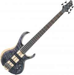 Ibanez BTB Standard BTB845 5 String Electric Bass Deep Twilight Low Gloss BTB845DTL