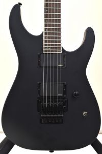 ESP LTD M-400 Electric Guitar Black Satin B-Stock LM400BLKS.B