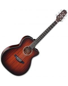 Takamine CP771MC SB OM Cutaway Acoustic Guitar Shadow Burst Satin B-Stock sku number TAKCP771MCSB.B