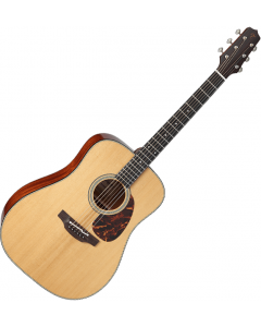Takamine EF340S-TT Dreadnought Acoustic Guitar Gloss Natural B-Stock sku number TAKEF340STT.B