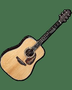 Takamine EF360STT Thermal Top Acoustic Guitar in Natural Finish B-Stock sku number TAKEF360STT.B