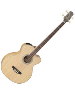 Takamine GB72CE-NAT G-Series Acoustic Electric Bass Natural B-Stock sku number TAKGB72CENAT.B