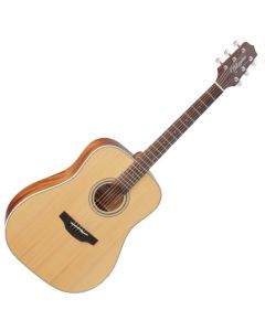 Takamine GD20-NS G-Series G20 Acoustic Guitar Natural B-Stock sku number TAKGD20NS.B