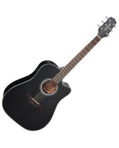 Takamine GD30CE-BLK G-Series G30 Acoustic Electric Guitar Black B-Stock sku number TAKGD30CEBLK.B